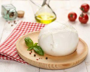 piatto1 - Siano Mozzarella